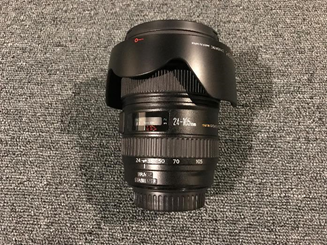 Canon EF 24-105mm f/4L IS USM 장비 이미지