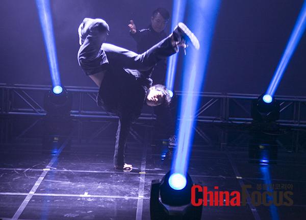 봉황망코리아 ChinaFocus BBOY X 공연 사진