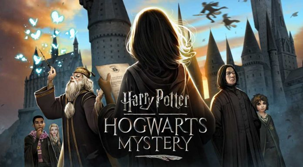 Harry Porter Mobile Game